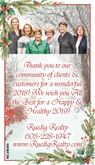 Thanks To Our Community Of Clients