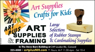 Art Supplies Crafts For Kids