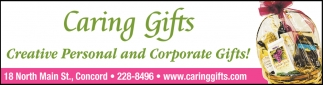 Creative Personal And Corporate Gifts!