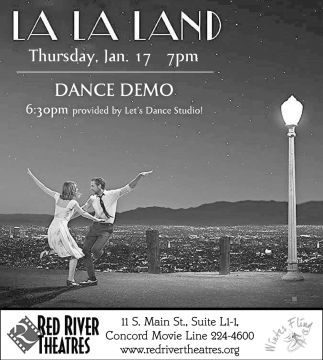 La La Land Dance Demo