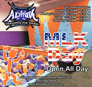 Open All Day