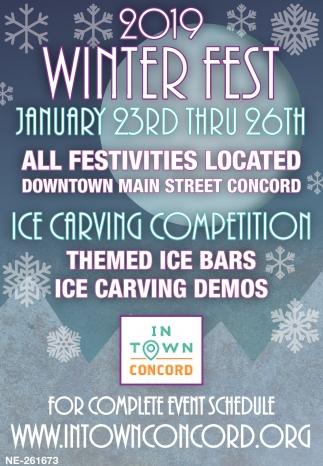 2019 Winter Fest