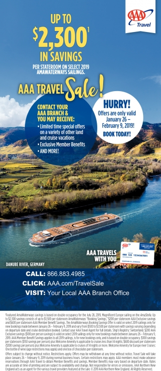 AAA Travel Sale