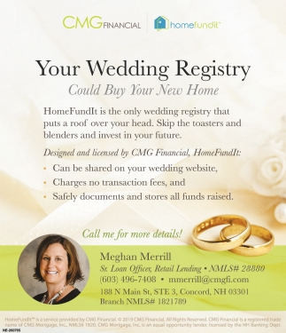 Your Wedding Registry