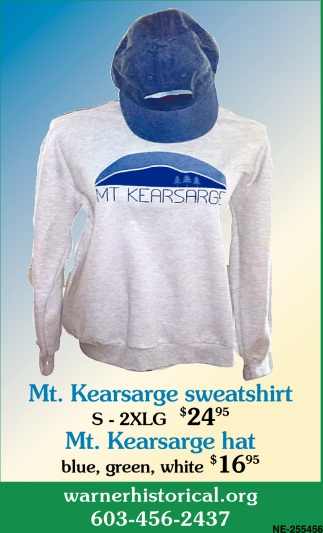 Mt. Keasarge Sweatshirt
