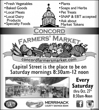 Capitol Street Is The Place To Be On Saturday