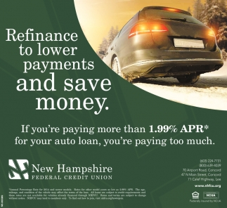 Refinance To Lower Payments And Save Money