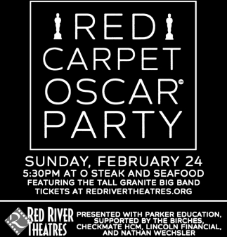 Red Carpet Oscar Party