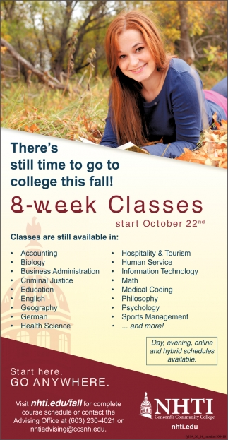There's Still Time To Go To College This Fall