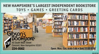 Largest Independent Bookstore