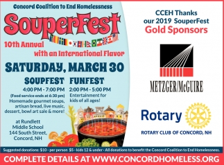 10th Annual Superfest