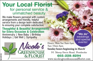 Your Local Florist