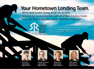 Your Hometown Lending Team