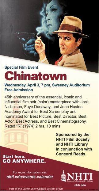 Special Film Event