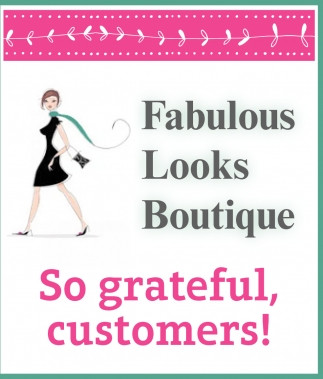 So Grateful, Customers!