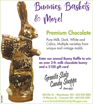 Bunnies Baskets & More!