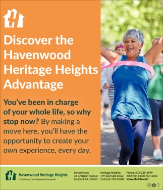 Discover The Havenwood Heritage Heights Advantage