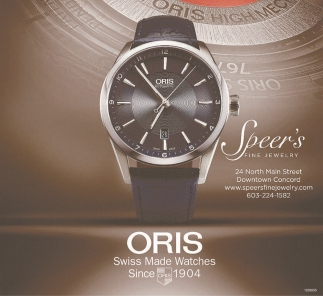 Oris Swiss Made Watches