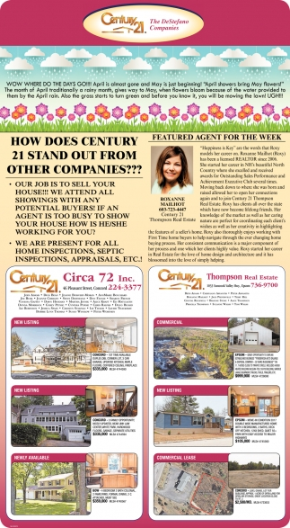 How Does Century 21 Stand Out