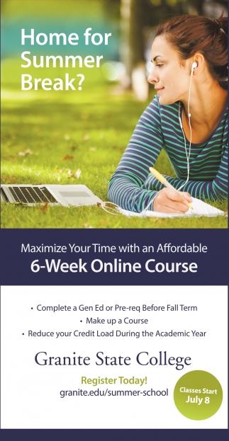 6-Week Online Course