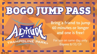 Bogo Jump Pass