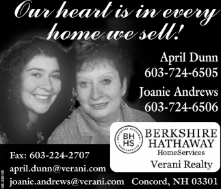 Our Heart Is In Every Home We Sell!