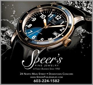 Speer's Fine Jewelry