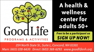 Good Life Programs & Activities