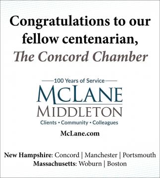 Congratulations To Our Fellow Centenarian