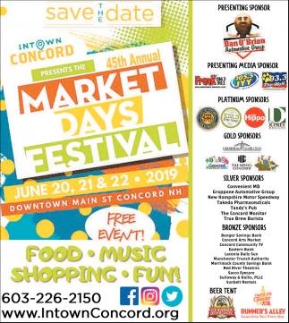 Market Days Festival