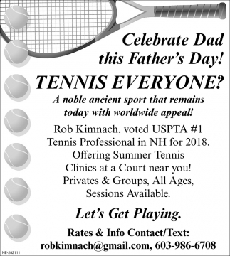 Celebrate Dad This Father's Day!