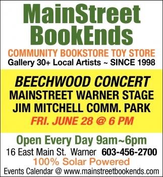 Beechwood Concert