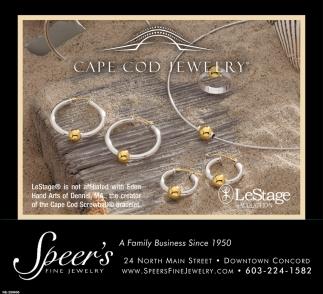 Cape Cod Jewelry