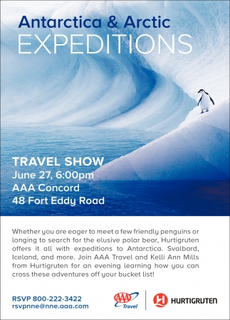 Antarctica & Arctic Expeditions