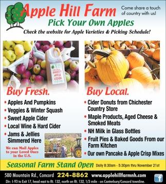 Buy Fresh. Buy Local.