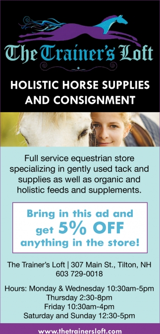Holistic Horse Supplies And Consignments
