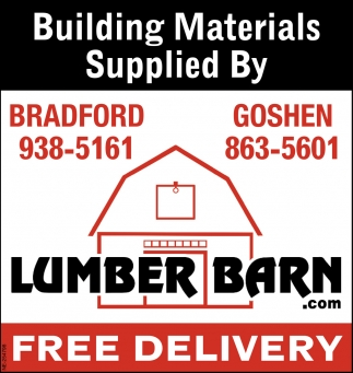 building materials , lumber barn, bradford, nh