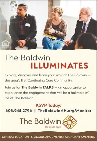 The Baldwin Illuminates