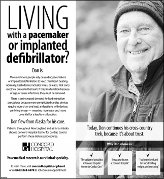 Living With A Pacemaker
