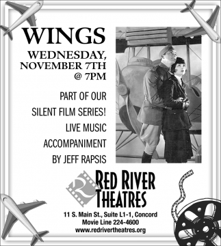 Wings Wednesday