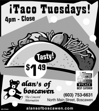 Taco Tuesdays!