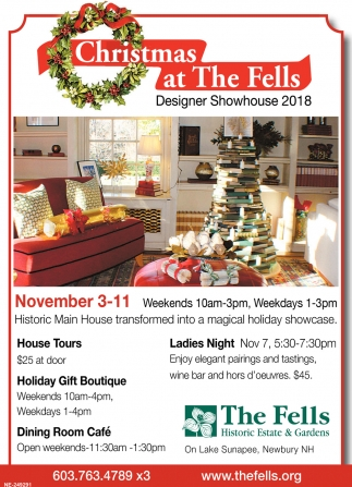 Christmas At The Fells