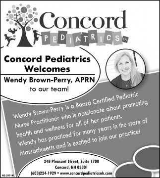 Welcomes Wendy Brown-Perry