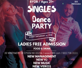 Singles Dance Party