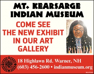 Come See The New Exhibit