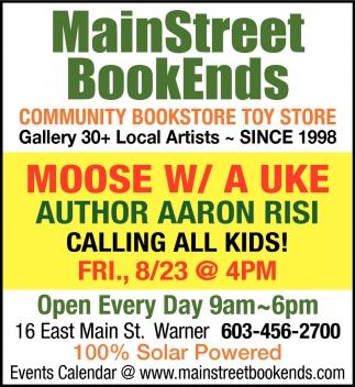 Moose W/A Uke