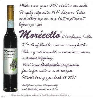 Morcello Blackberry Cello