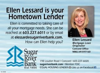 Ellen Lessard Is Your Hometown Lender
