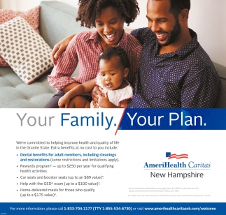 Your Family. Your Plan