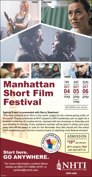 Manhattan Short Film Festival